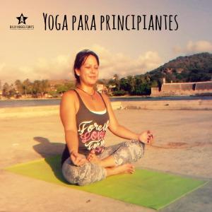 ¿Yoga para principiantes? Esta clase es para ti