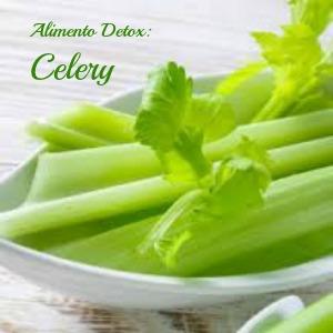 Alimento detox de la semana: Celery