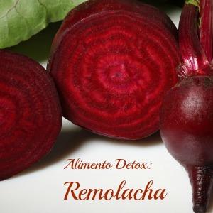 Alimento detox de la semana: Remolacha