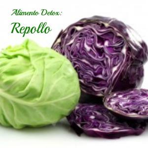 Alimento detox de la semana: Repollo