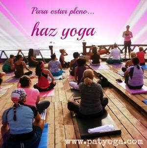 Yoga, plenitud e iluminación