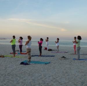 Retiro de Yoga en Isla de Coche