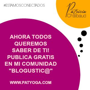 """Publica gratis en mi comunidad """"Bloguistic@"""""""