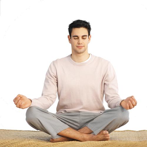 La práctica de yoga SI es para hombres!