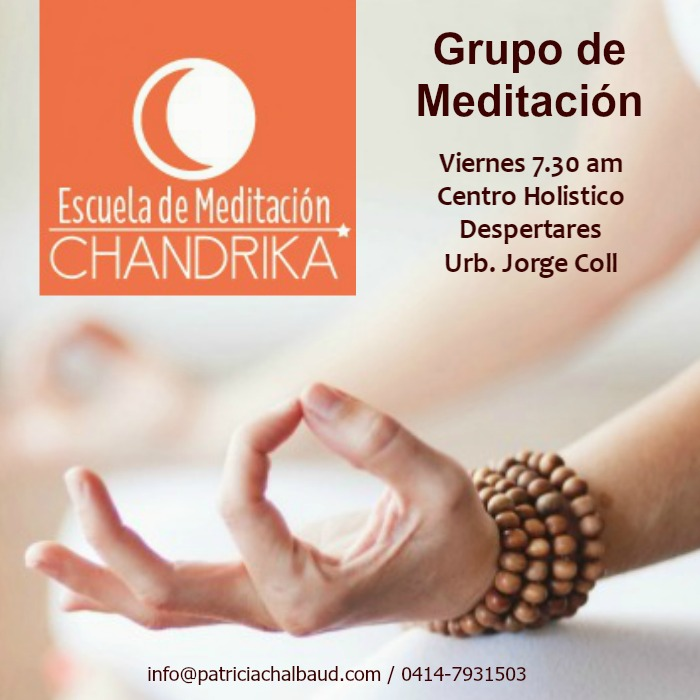 Escuela de Meditación Chandrika