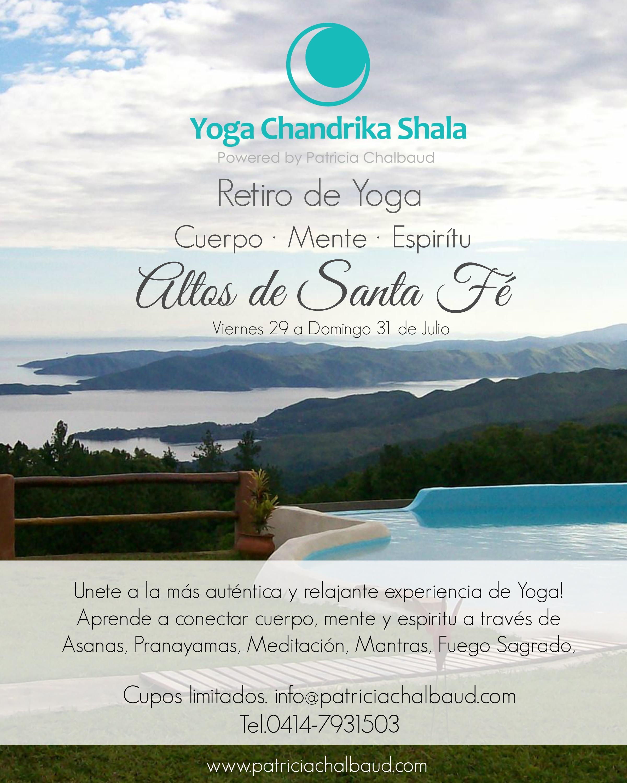 Retiro de Yoga Altos de Santa Fé