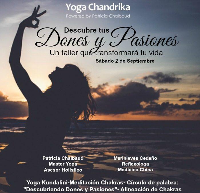 Full Day Yoga Dones y Pasiones