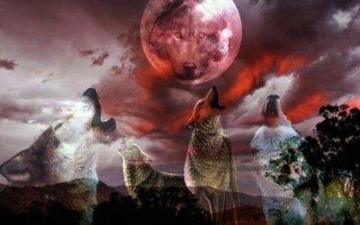 Eclipse de Luna en Acuario Julio 2018