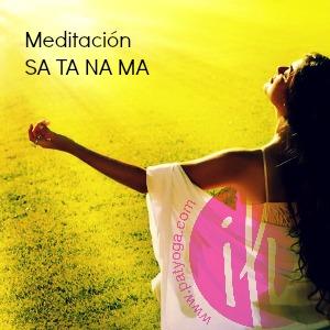 KIRTIN KRIYA: MEDITACIÓN SA TA NA MA