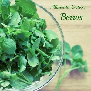 Alimento detox de la semana: Berro