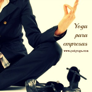 Yoga para grupos empresariales