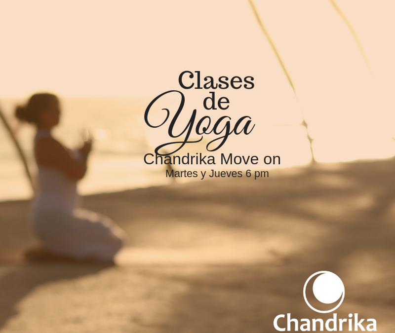 Yoga Chandrika Move on Octubre