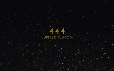 Portal 444 Conjunción Júpiter Plutón