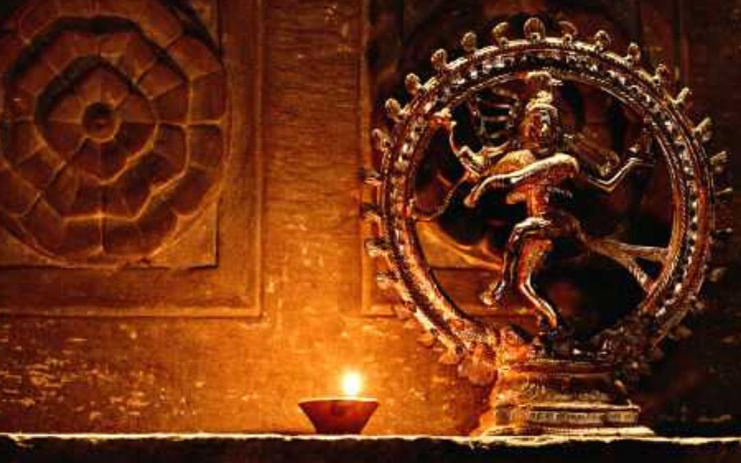 Shiva Nataraj la danza de la destrucción